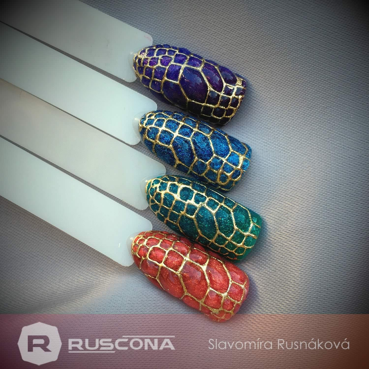 3D effect Ruscona