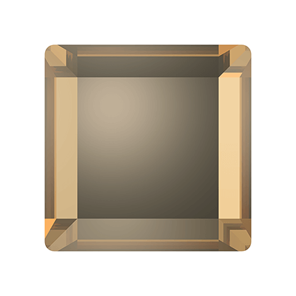 Square Golden Shadow