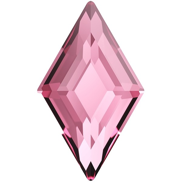 Diamond Light rose 5 mm