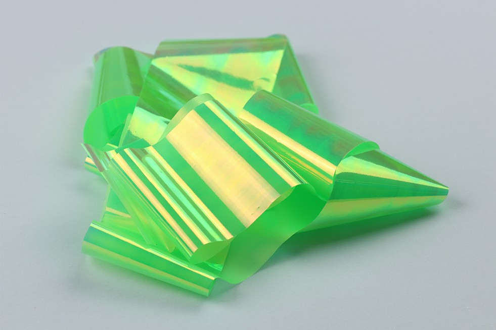 Mirror Foil Green