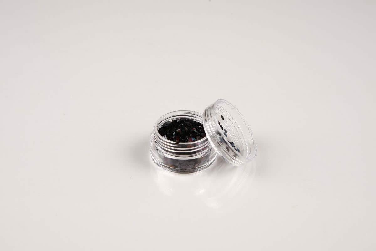 Glitter HEXAGON-80-3