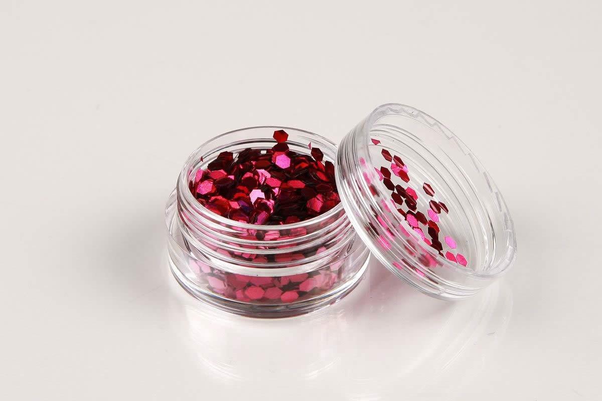 Glitter HEXAGON-80-5