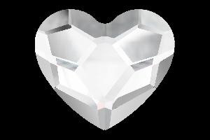 Heart Crystal 6 mm
