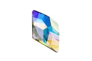 Rhombus Crystal AB 10 ks 6x4