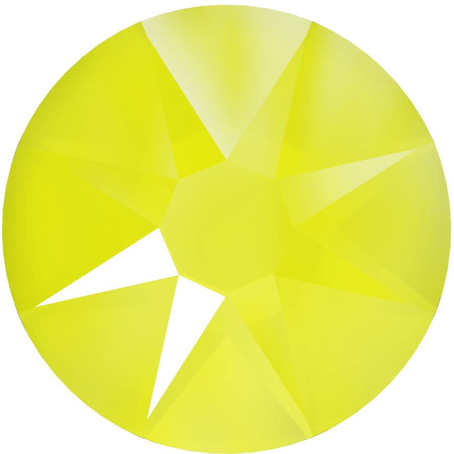 CRYSTAL ELECTRIC YELLOW