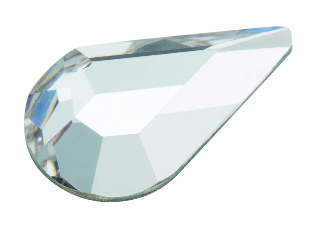 Pearshape Crystal 10 ks 8x4