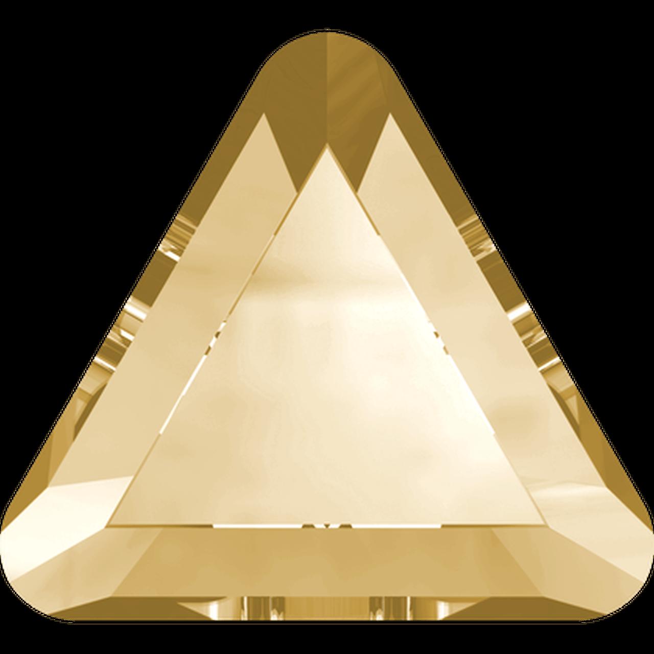 Triangle Lt Colorado topaz 3.3 mm