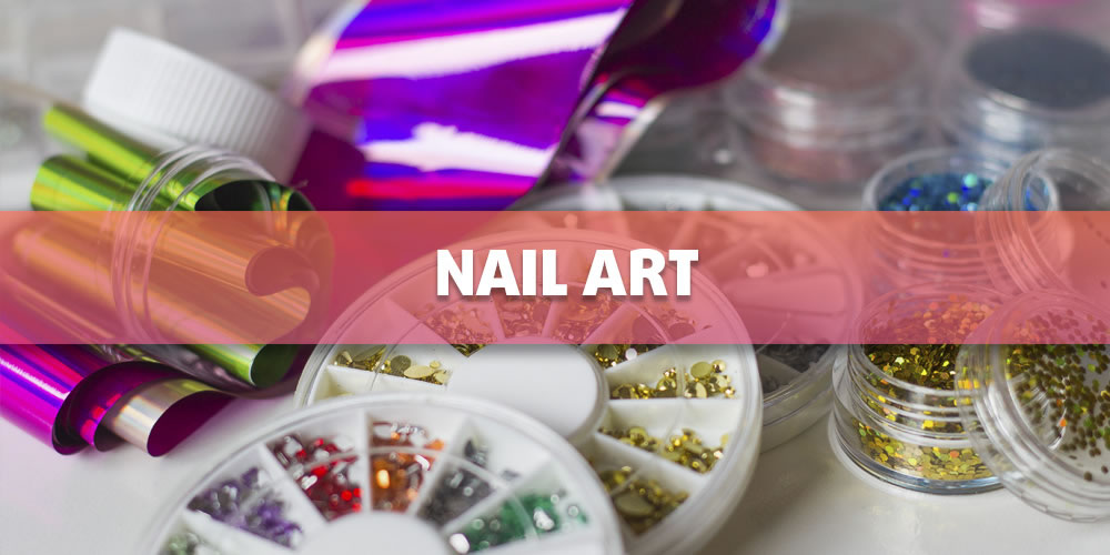 Nail art Ruscona