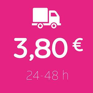 GLS kuriérska služba 3,80€